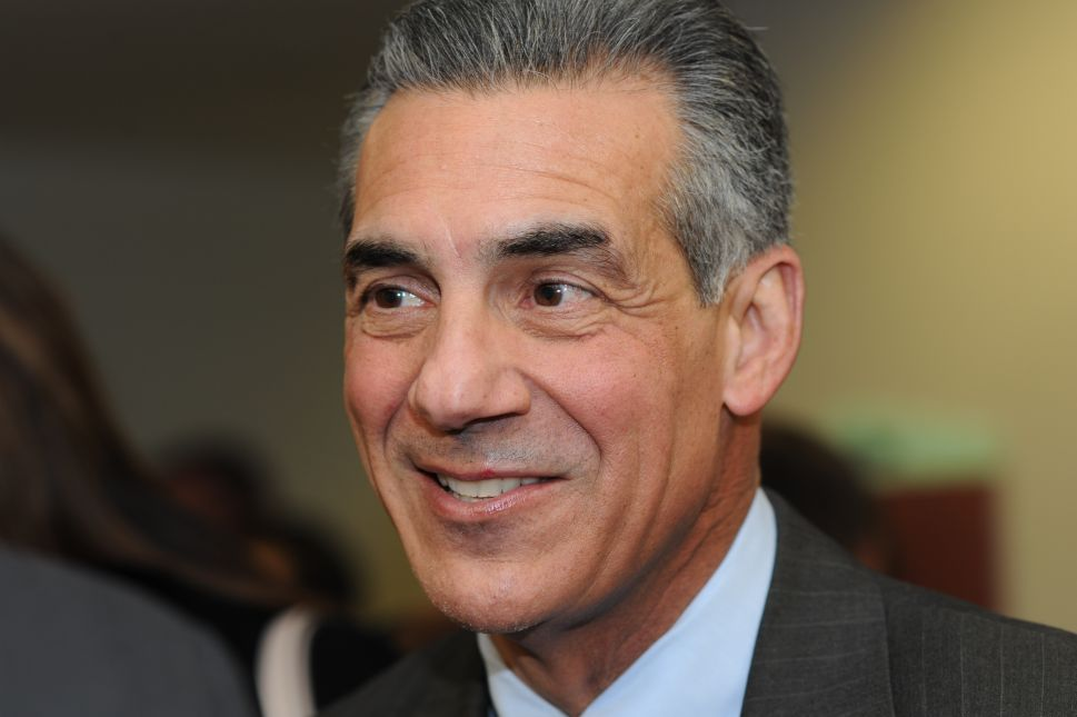 Ciattarelli Qualifies for Matching Funds in NJ Governor's Race