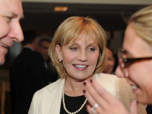 Kim Guadagno at the Union County GOP Convention on March 22, 2017.