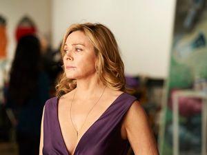 Kim Catrrell as Davina Jackson in Sensitive Skin.
