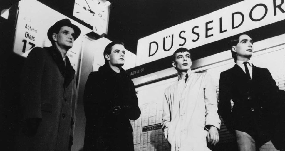 Kraftwerk Resurrected Pop for a Torn Germany on 'Trans-Europe Express'