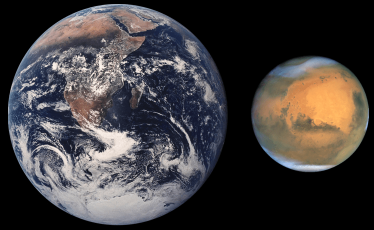Scientists Just Discovered Earth's Oldest Fossil—And It May Be Proof of Life on Mars