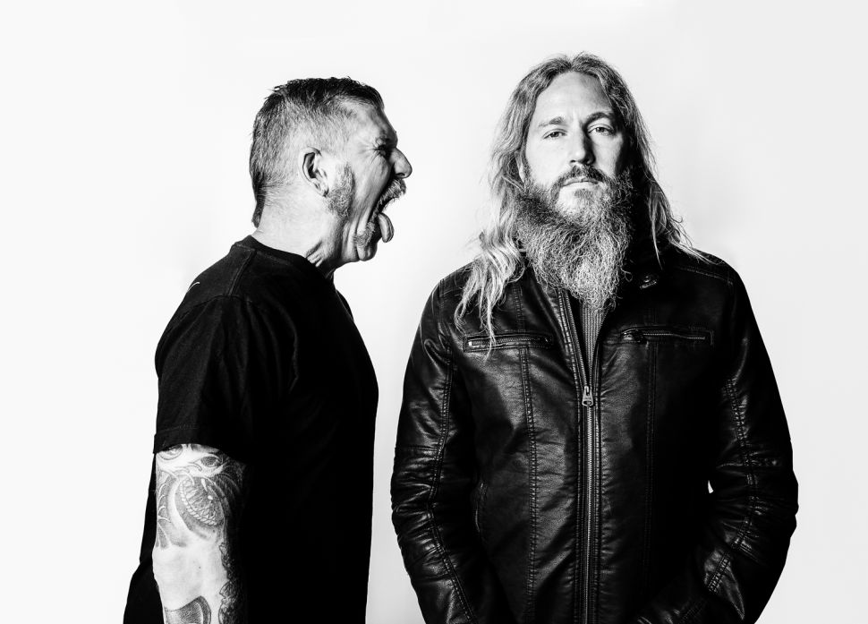 Mastodon on Timelessness, Loss and Transcending Heavy Metal