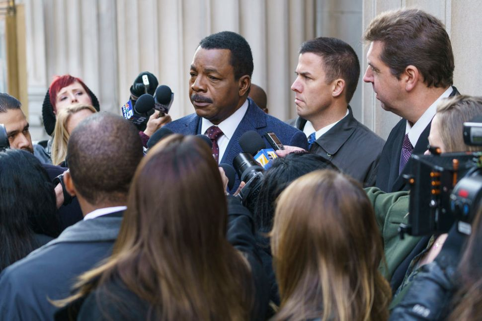 Dick Wolf Says New Series 'Chicago Justice' Is 'The Brain' of the Chicago Franchise