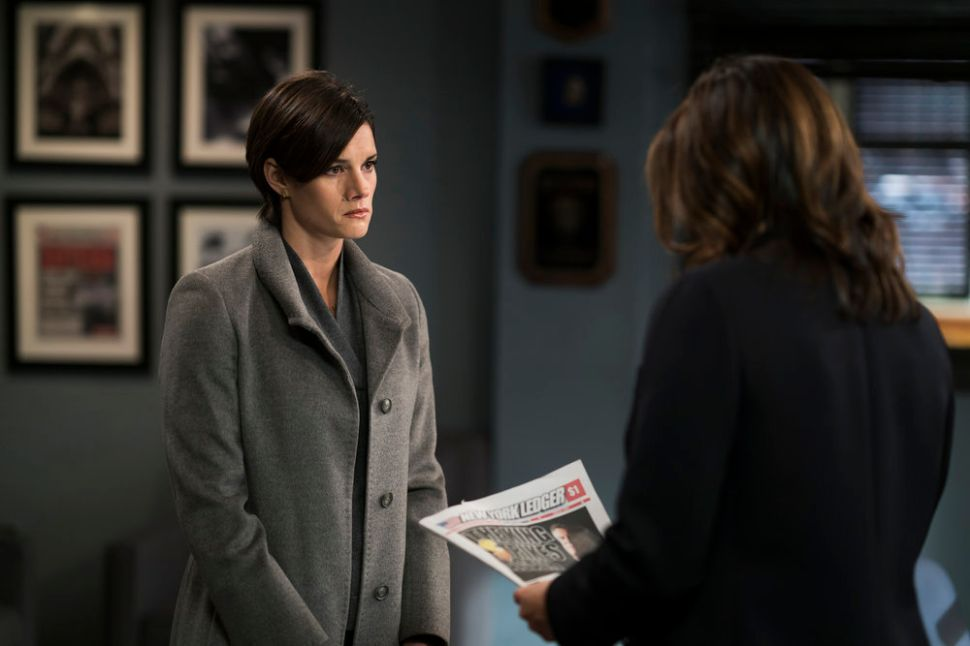 'Law & Order: SVU' Recap 18×14: It's All About the Money Yet Again