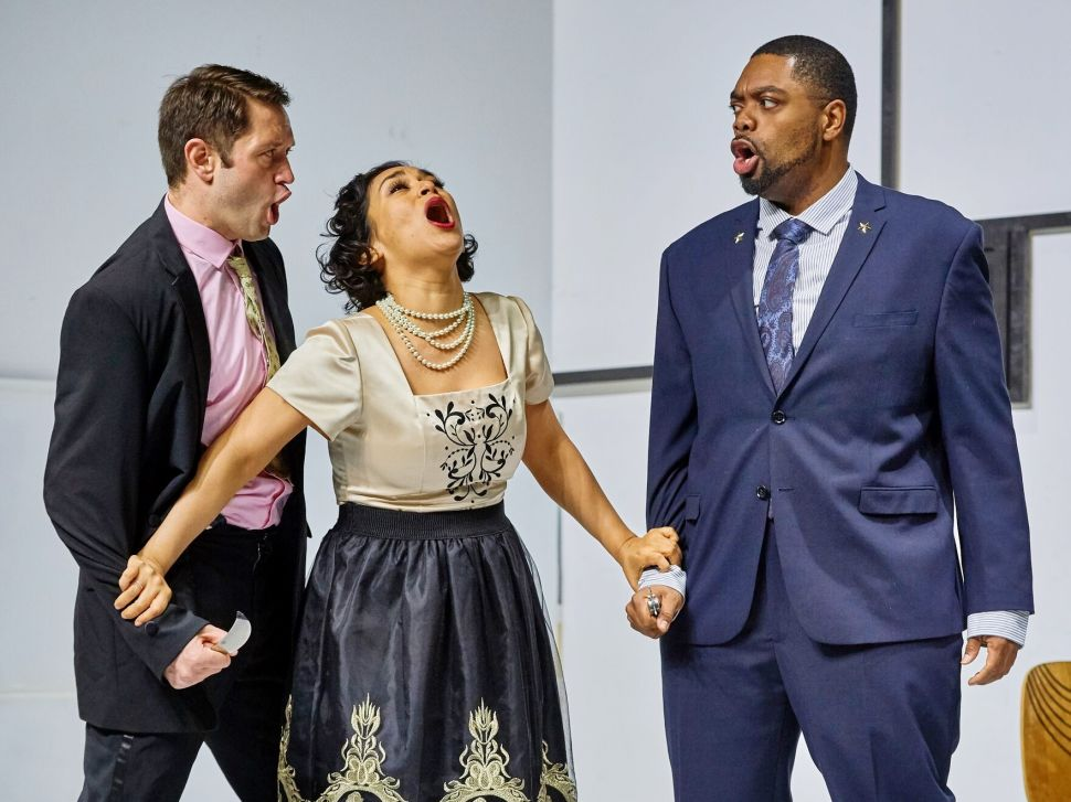 The Opera Is 'Otello,' But This Time, It's All About Desdemona