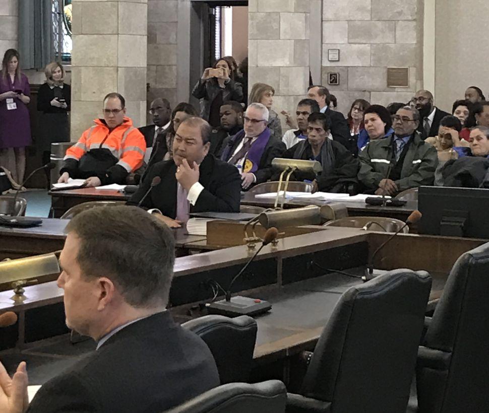 O'Toole Sails Through NJ Senate Judiciary Committee on 10-1 Vote