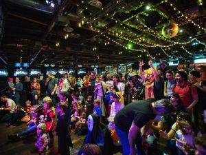 Rock and Roll Playhouse Kids Party
