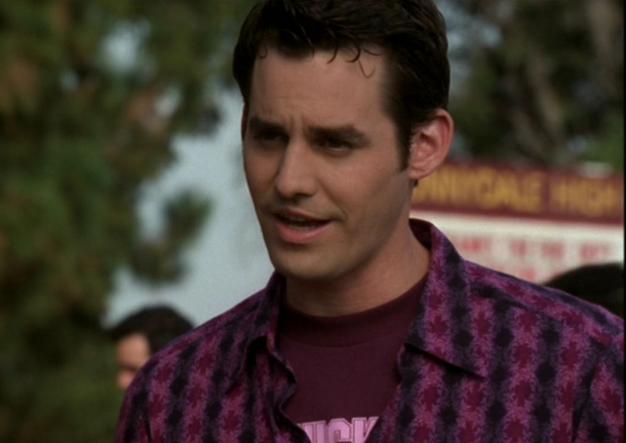 Look Back on 'Buffy': Nicholas Brendan on His Reoccuring Xander Nightmare