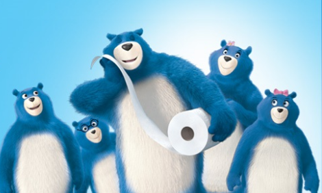 A Quick Word From: The Manager of the Store Where Charmin Bears Steal Toilet Paper
