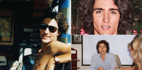 11 Ridiculous Things People Say They'd Do to Get With Young Justin Trudeau