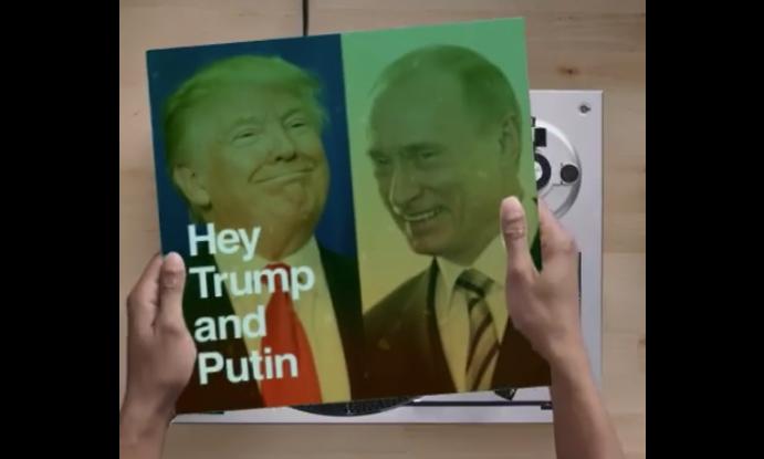This Parody Trump/Putin Facebook Friendship Anniversary Video Is Savage