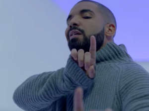 Only Drake should be allowed to wear a turtleneck in public.