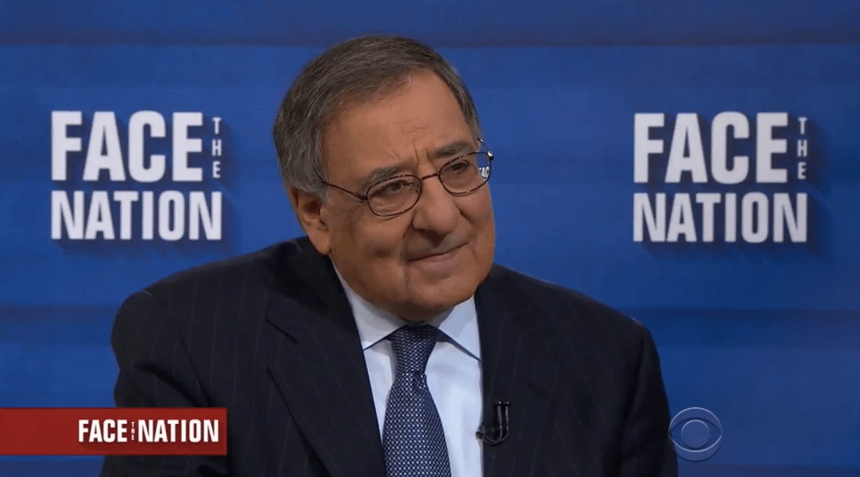 Leon Panetta Frets About White House Discipline on 'Face the Nation'