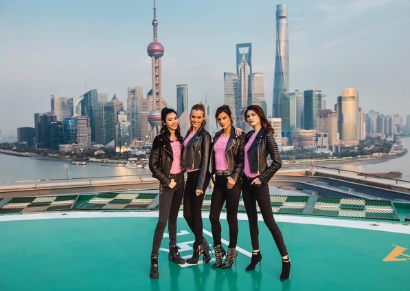 Victoria's Secret Fashion Show Heads to China; LVMH to Debut E-Comm
