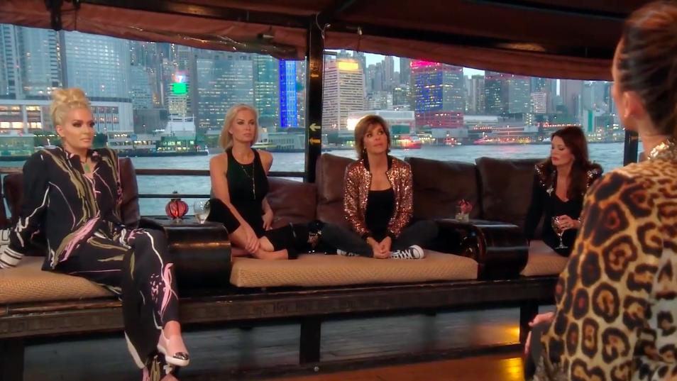 'Real Housewives of Beverly Hills' Recap 7×15: Hong Kong Phooey