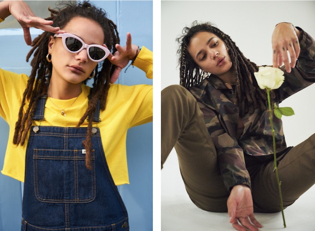 Sasha Lane Is Well on Her Way to Becoming a Fashion Darling