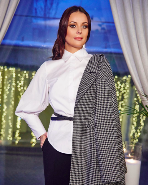 There's a Former Miss Universe With a Russian Clothing Label