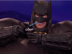 Adam Pally on Conan.