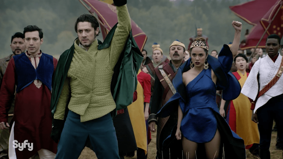 Why 'The Magicians' Cast Should Sing the 'Buffy' Musical Next