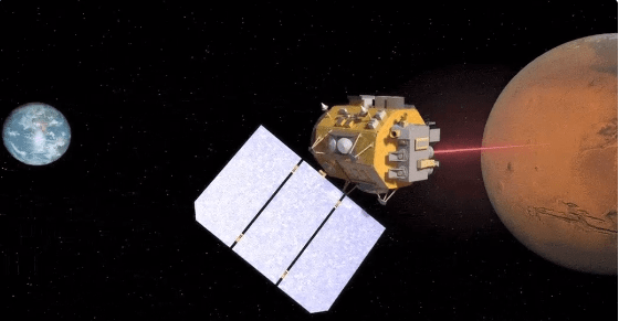 NASA Is Using Lasers to Create Super High-Speed Space 'Internet'