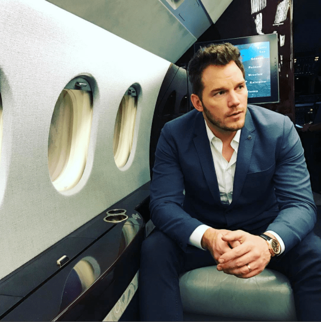 Chris Pratt Just Became King of Instagram Body Positivity With This Hilarious Post