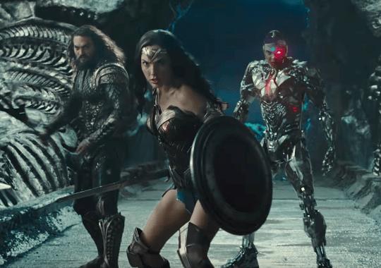 'Wonder Woman' Just Beat 'Captain America: Civil War'
