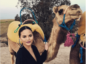 Click through to check out the top posts this week by the social media savvy, including Chrissy Teigen's Morocco vacation style and Kylie Jenner's $400,000 orange car.