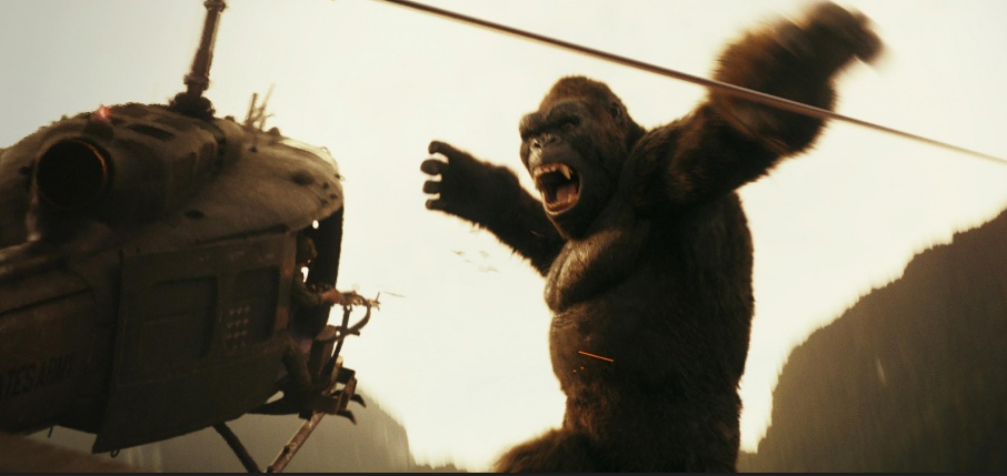 Imagined Dialogue For: 'Kong: Skull Island'