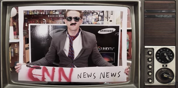CNN Dusts Off Its Approach to the News With YouTuber Casey Neistat