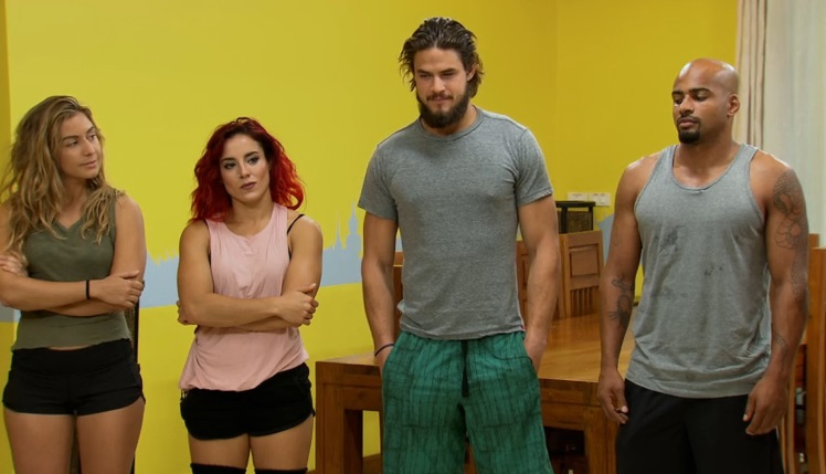 'MTV Challenge: Invasion of the Champions' Recap, Episode 7: Achy Breaky Heart