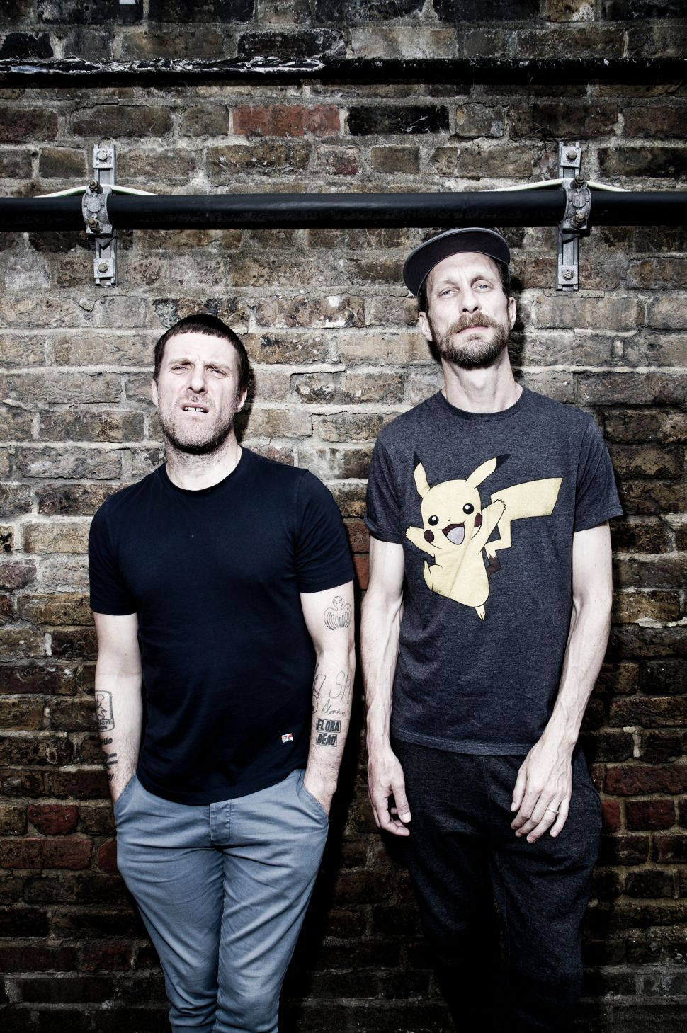 Sleaford Mods Aren't Your Generation's Spokesmodels