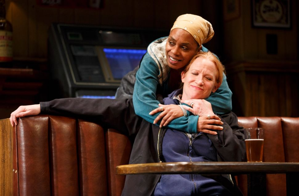No 'Sweat': Lynn Nottage's Long-Overdue Broadway Debut, With Help From Johanna Day