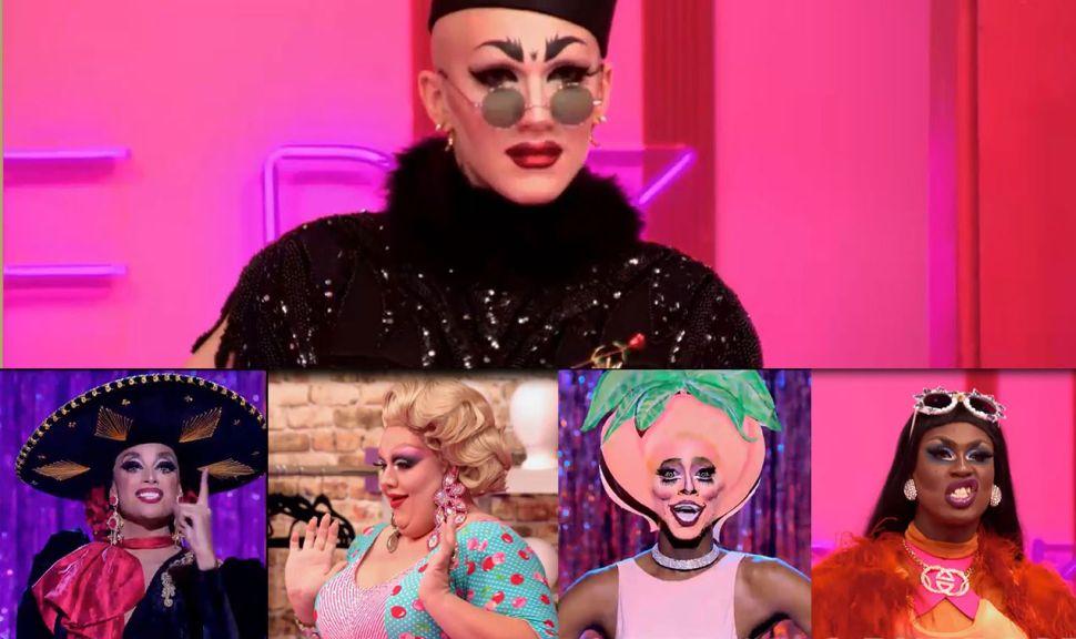 'RuPaul's Drag Race' Season 9 Premiere Recap