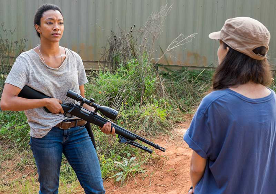 'The Walking Dead' Recap 7×14: Mad Skills