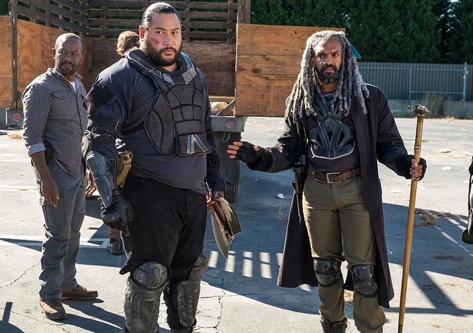 'The Walking Dead' Recap 7×13: Kingdom, Come