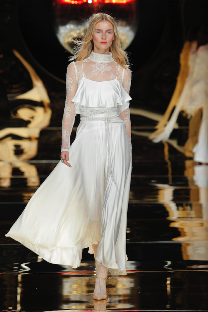 Blurred Lines: Wedding Gowns You Can Wear Again