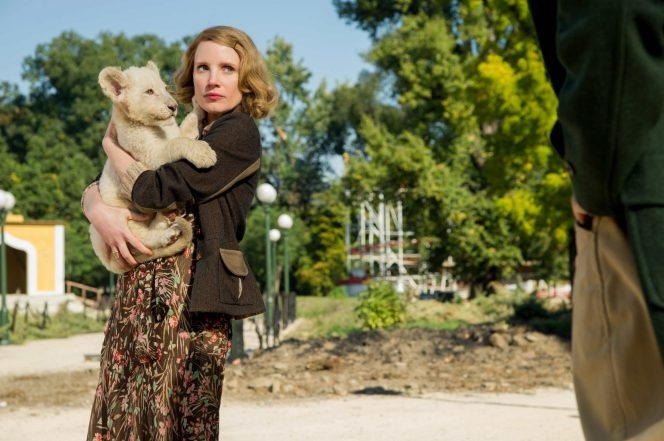 'The Zookeeper's Wife' Is a Riveting Tale of Fascism and Fur