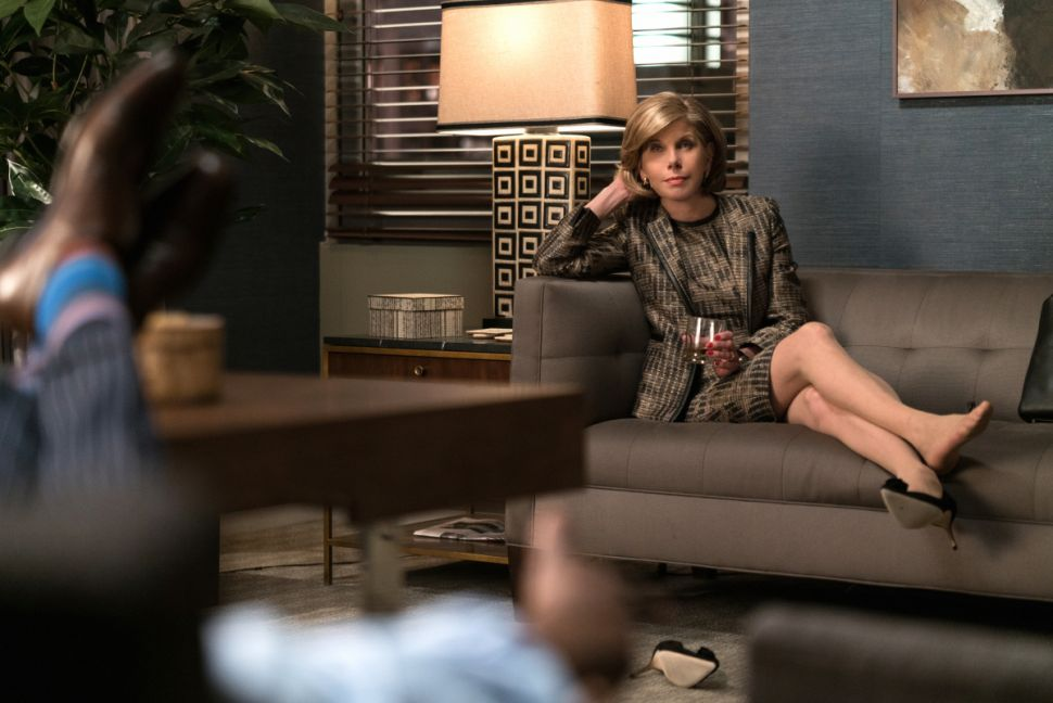 'The Good Fight' Recap 1×09: Self-Condemned
