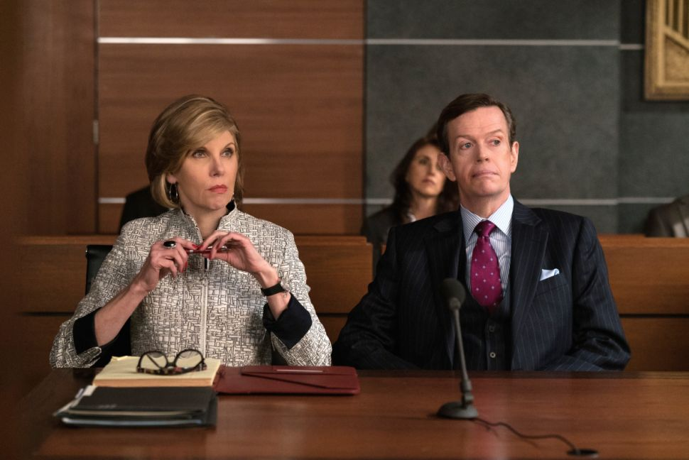 'The Good Fight' Season One Finale Recap: Chaos