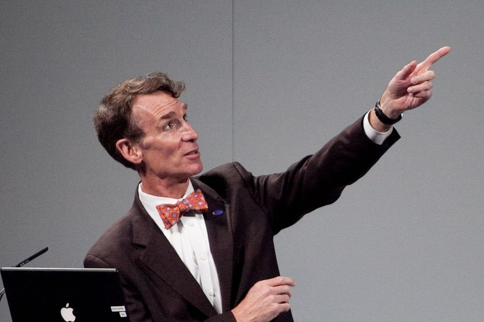 Bill Nye Isn't a 'Social Justice Warrior'—He's Just Trying to Teach Netflix Viewers