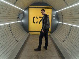 Brett Dalton as Grant Ward.
