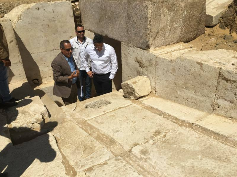 Egyptian Archaeologists Just Discovered a Unique 3,700-Year-Old Pyramid Near Cairo