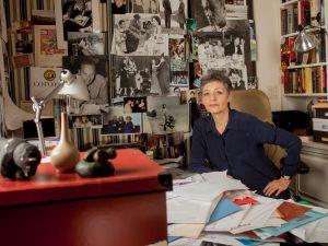 Joan Juliet Buck.