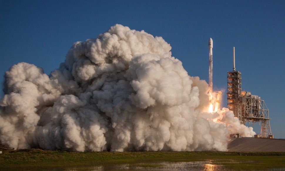 SpaceX to Launch Top Secret Mission for Government Spy Agency