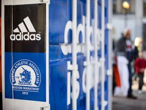 Adidas has sponsored the Boston Marathon for several years.