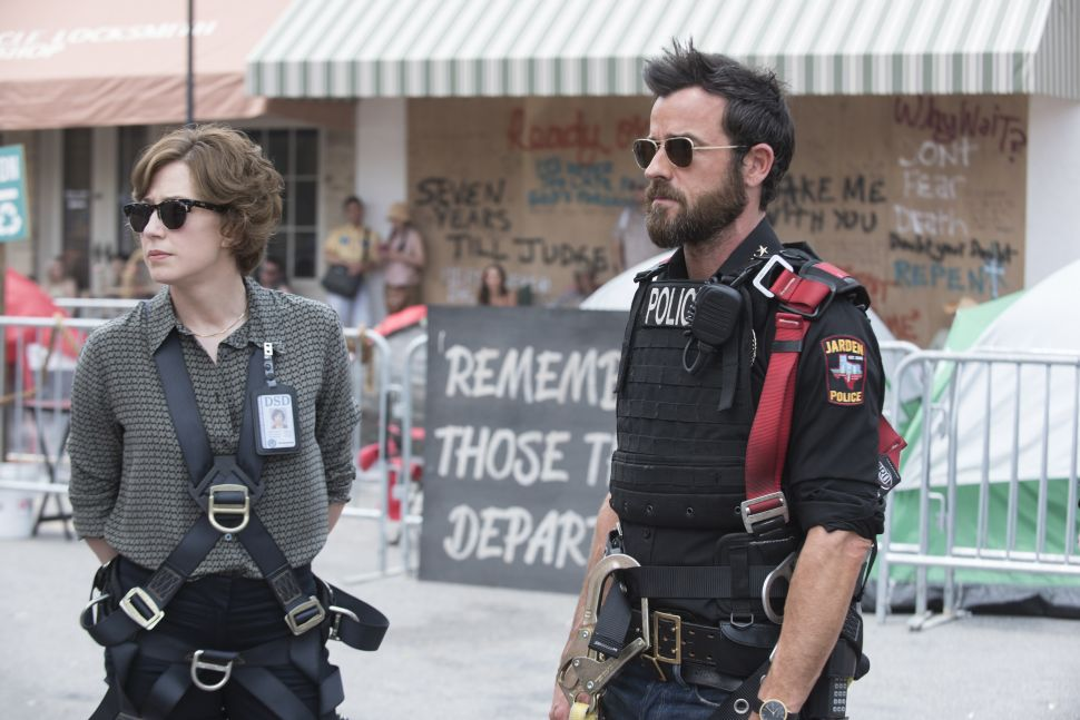 Tat's Alright: Covering Up Pain With Ink on 'The Leftovers'