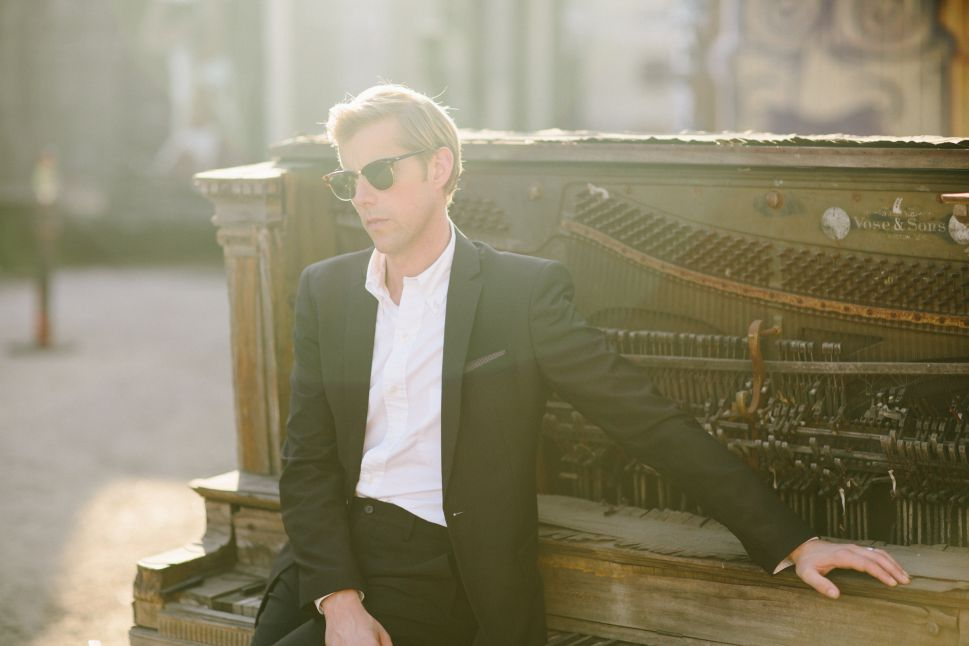 Andrew McMahon on Reuniting His Band Something Corporate