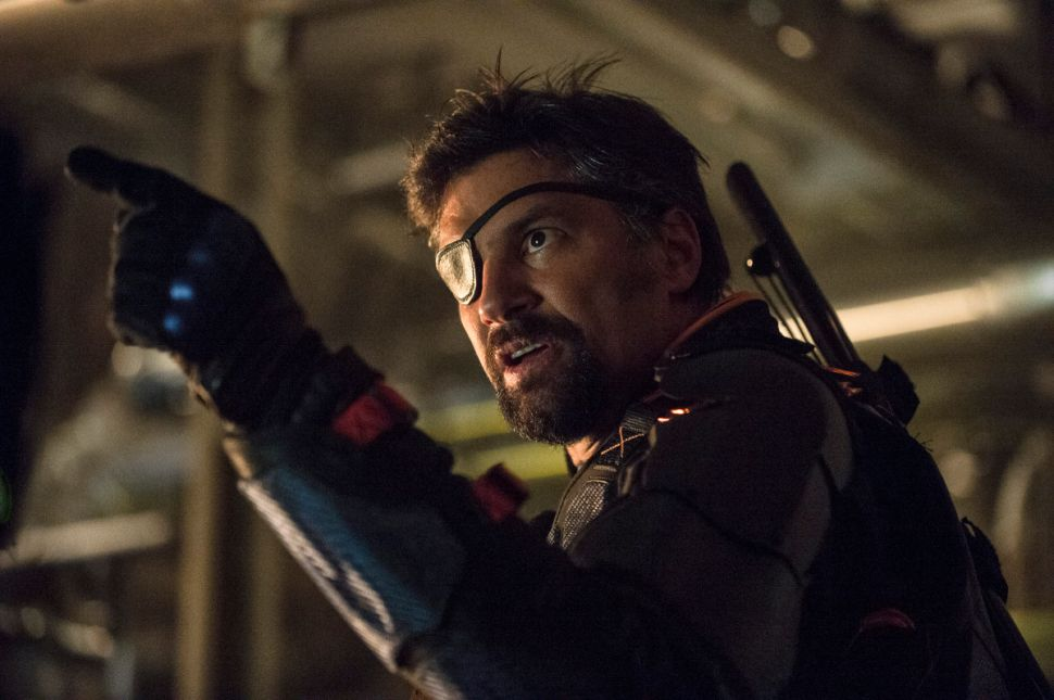 So What the Hell Is Going on With Manu Bennett and 'Arrow'?