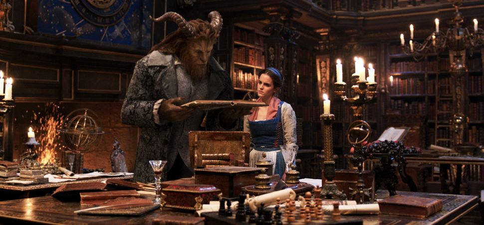 Imagined Dialogue For: 'Beauty and the Beast'