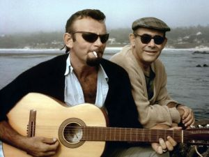 Bert Berns and Jerry Wexler.